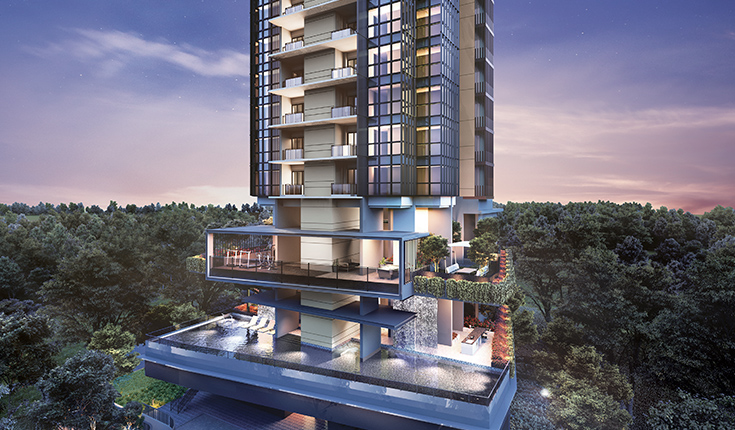 CONVENIENT AND SERENE LIVING ENVIRONMENT FOR YOUR FAMILY