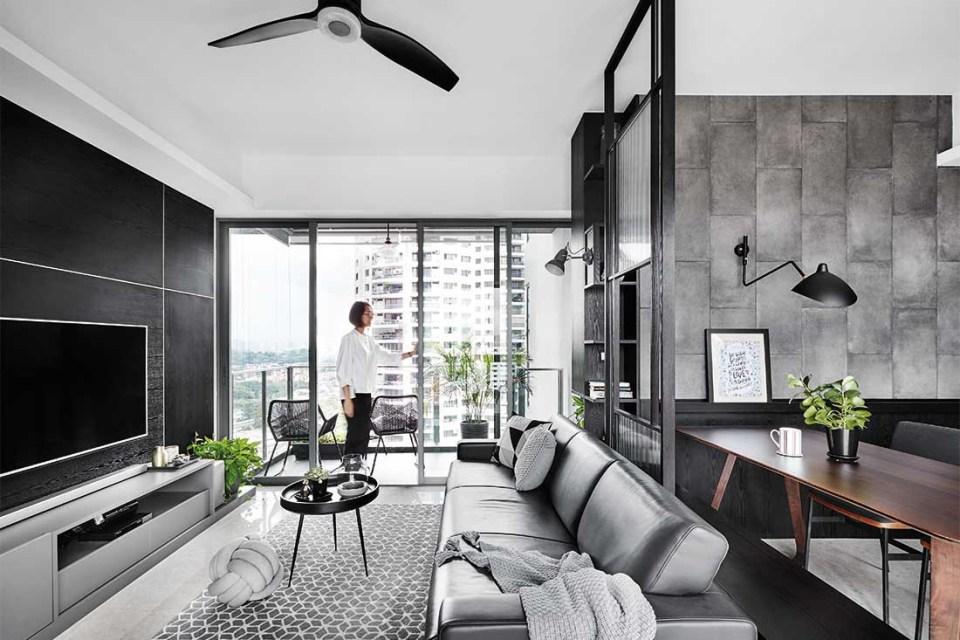 home interior design singapore
