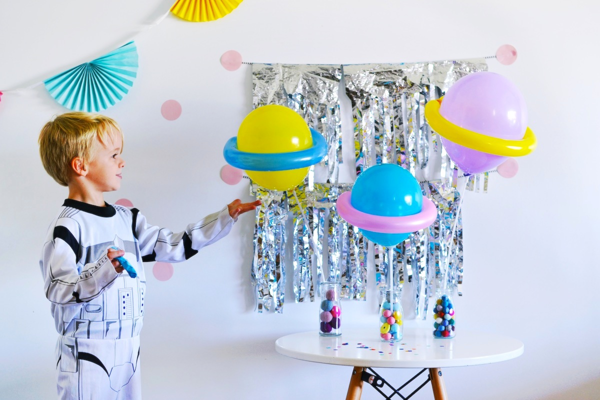 Why Inflatable Planets Are The Latest Birthday Must-Have!